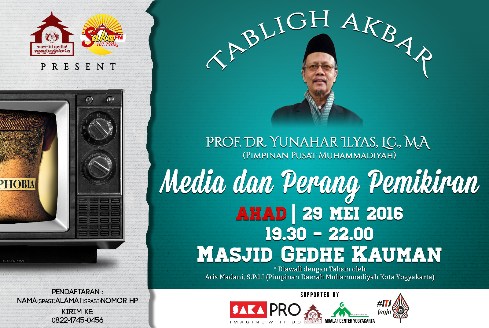 TABLIGH AKBAR KAUMAN
